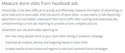 Conversioni offline Facebook