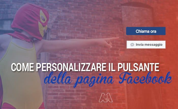 Come personalizzare il pulsante della pagina Facebook