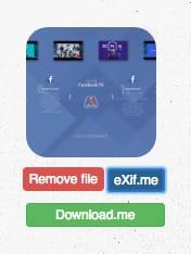 scaricare immagine con exif modificati