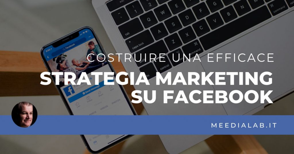 strategia marketing facebook