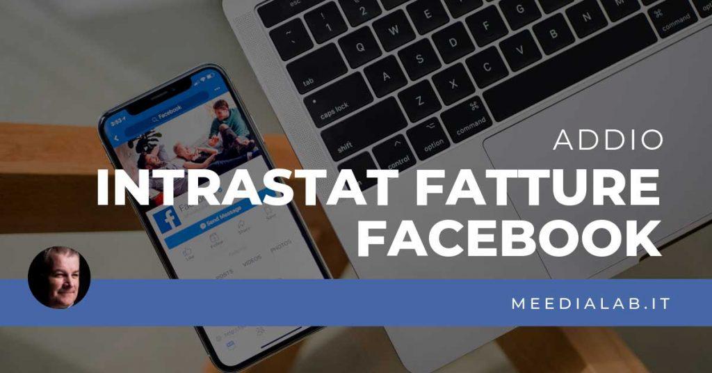 Intrastat Facebook
