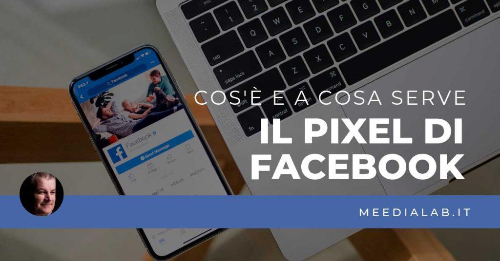 Il pixel di Facebook