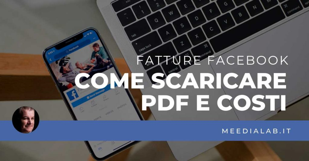 Come scaricare fatture facebook in pdf